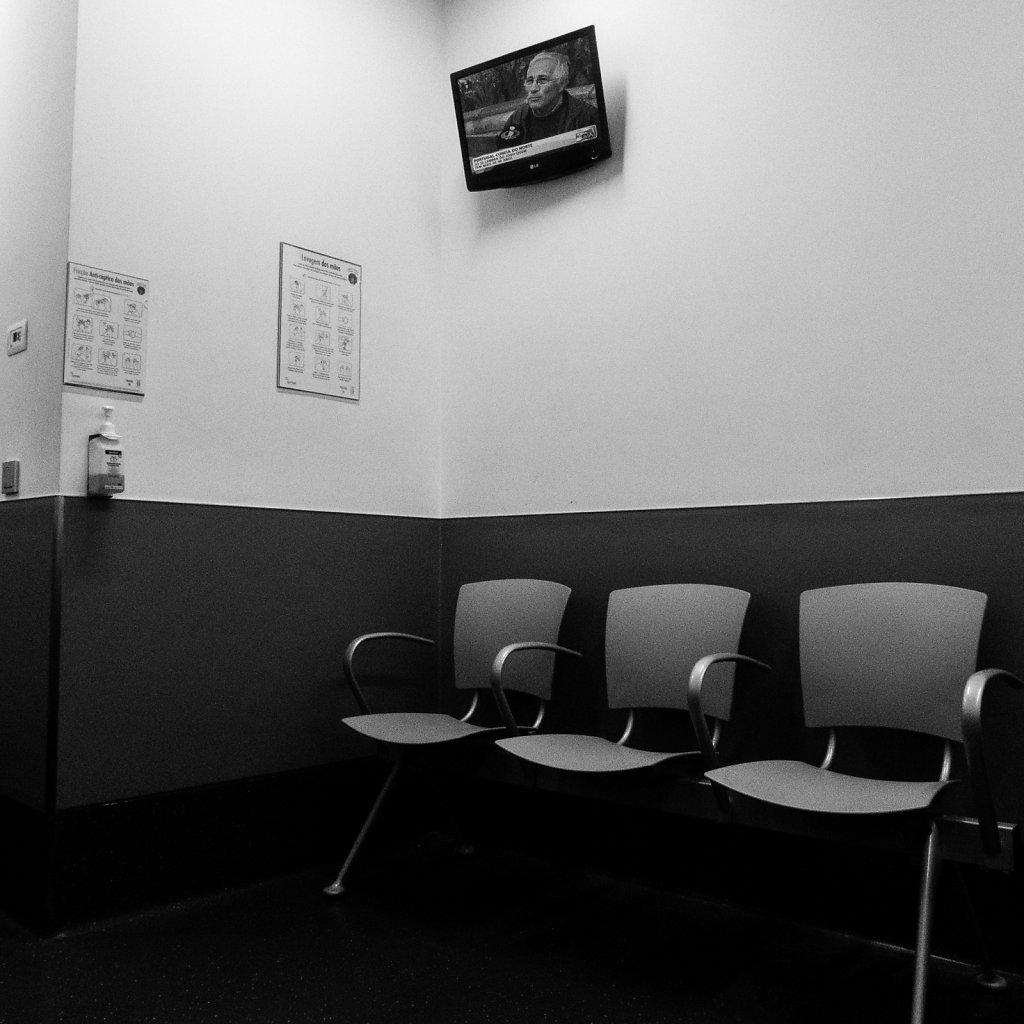 Waiting again